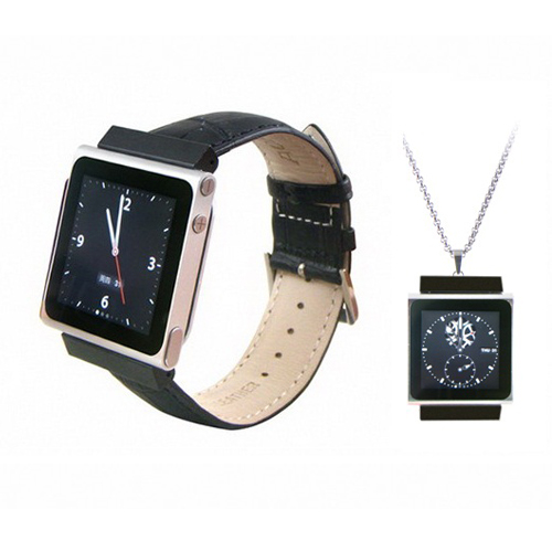 i018L Leather Watch Band